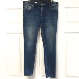 KUT From The Kloth Toothpick Skinny Jeans 12S